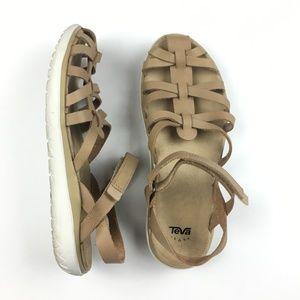 Teva Terra-Float Stella Lux Sandals RARE